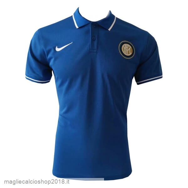 Polo Inter Milán 2019/20 Blu