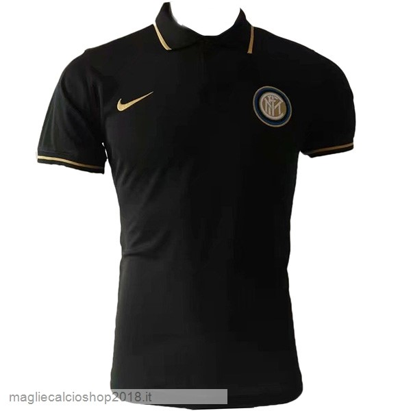 Polo Inter Milán 2019/20 Nero