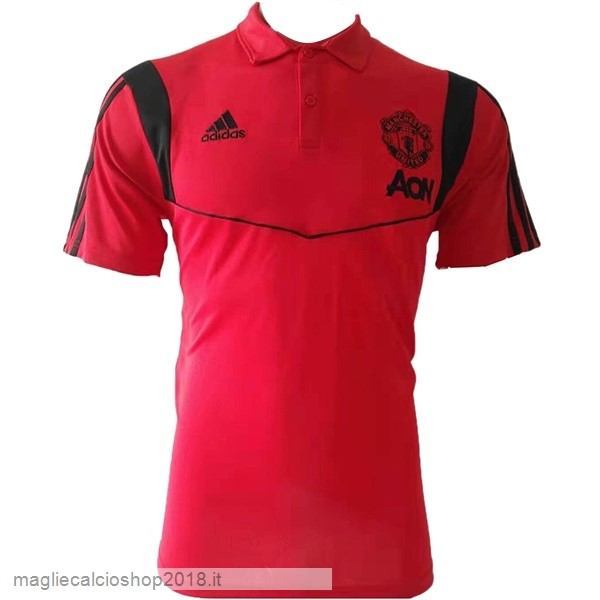 Polo Manchester United 2019/20 Rosso
