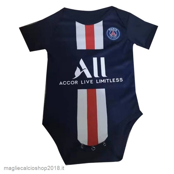 1ª Tutine Bambino Paris Saint Germain 2019/20 Blu