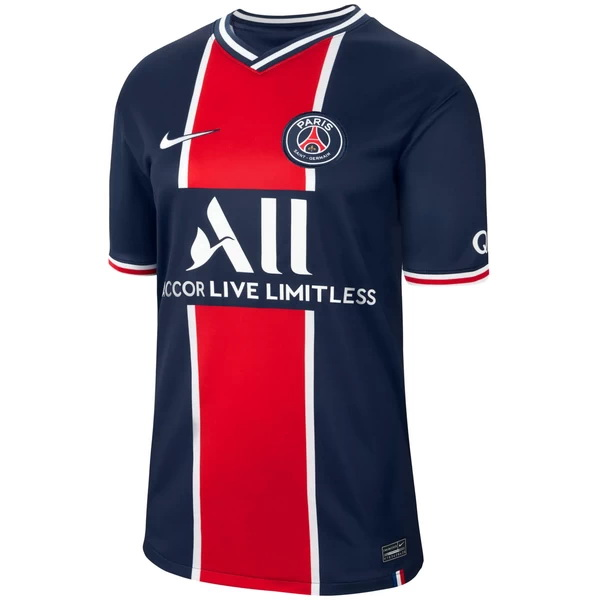 1ª Maglie Calcio Paris Saint Germain 2020/21 Blu