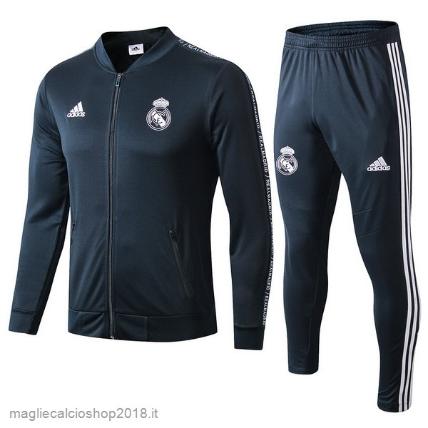 Tuta Calcio Real Madrid 2019/20 Blu