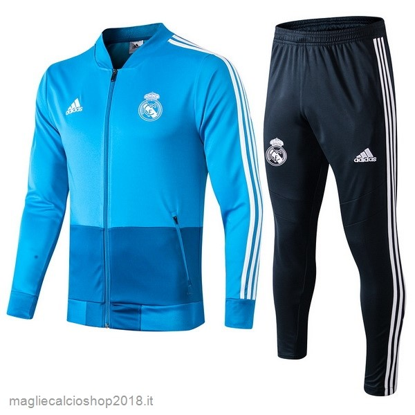 Tuta Calcio Real Madrid 2019/20 Blu Nero
