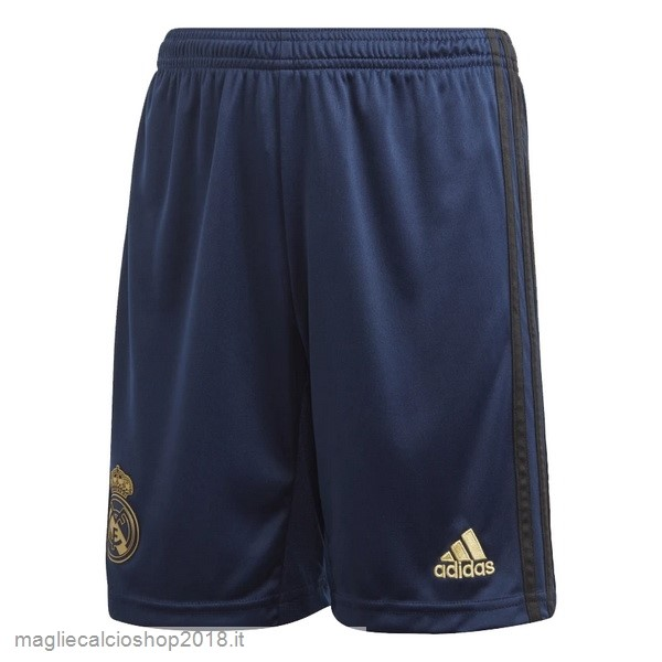 2ª Pantaloni Real Madrid 2019/20 Blu Navy
