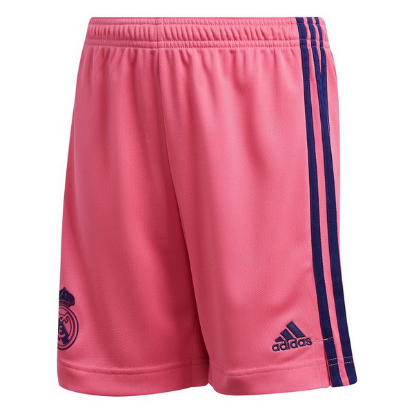 2ª Pantaloni Real Madrid 2020/21 Rosa