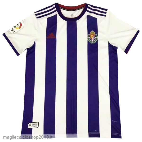 1ª Maglie Calcio Real Valladolid 2019/20 Purpureo