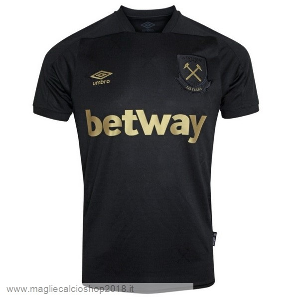 3ª Maglie Calcio West Ham United 2020/21 Nero